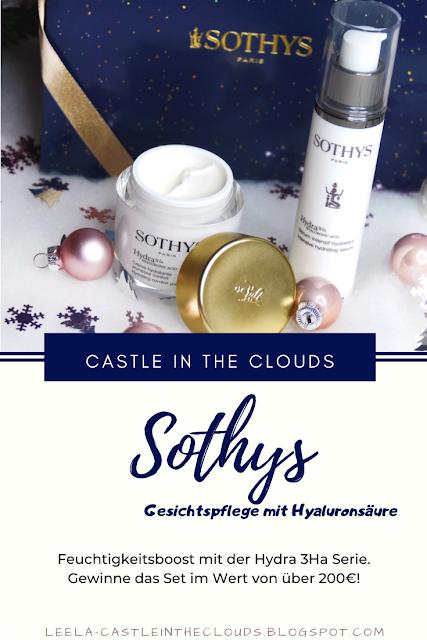 Sothys Hydra 3Ha Pflegeserie Feuchtigkeitsboost