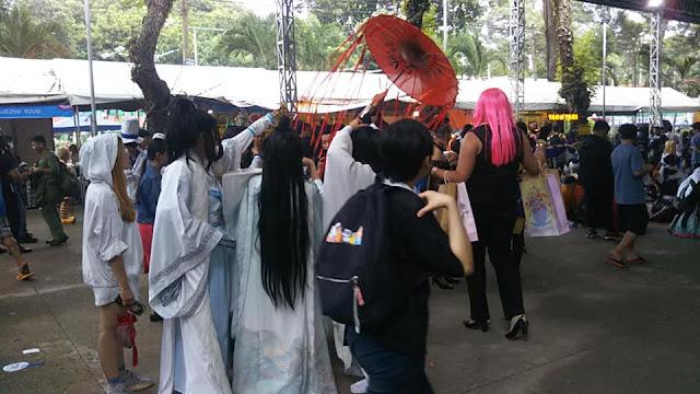 cosplay việt nam thể hiện đẳng cấp  manga festival Cũng văn hoá lao động 2092020