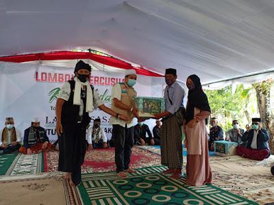 Laskar Sasak Santuni Seribu Anak Yatim Lingkar Kecamatan Pujut