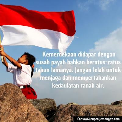 Gambar dan Kartu Ucapan Hari Kemerdekaan Indonesia 17 Agustus 2021 (1)