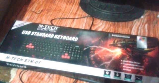 Cari Keyboard Komputer Murah Dan Bagus Dapatnya Begini