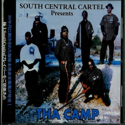 South Central Cartel - Tha Camp (2019) -  Album Download, Itunes Cover, Official Cover, Album CD Cover Art, Tracklist, 320KBPS, Zip album