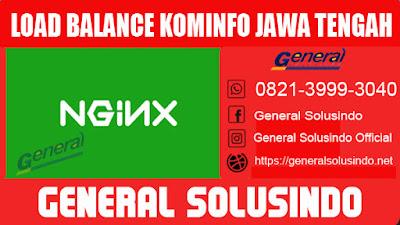 jasa instalasi nginx kominfo jawa tengah