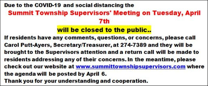 www.summittownshipsupervisors.com