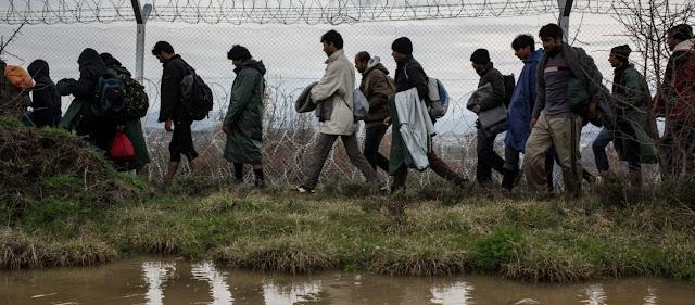 Έβρος: Χιλιάδες αλλοδαποί παράνομοι μετανάστες εγκαταστάθηκαν και κατέλαβαν τα ορεινά περάσματα