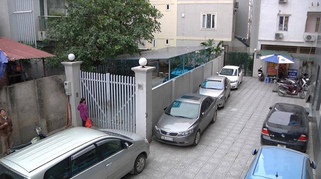 Chỗ để xe 137 Nguyễn Ngọc Vũ