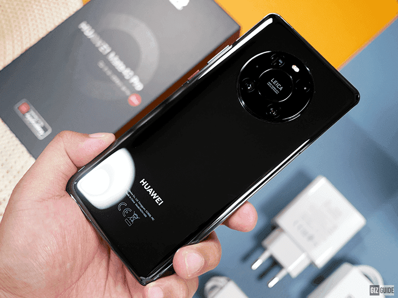 Huawei Mate 40 Pro 5G with FREE Wireless Charging Lamp now available via Globe ThePLAN