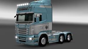Scania RJL Olympique de Marseille skin