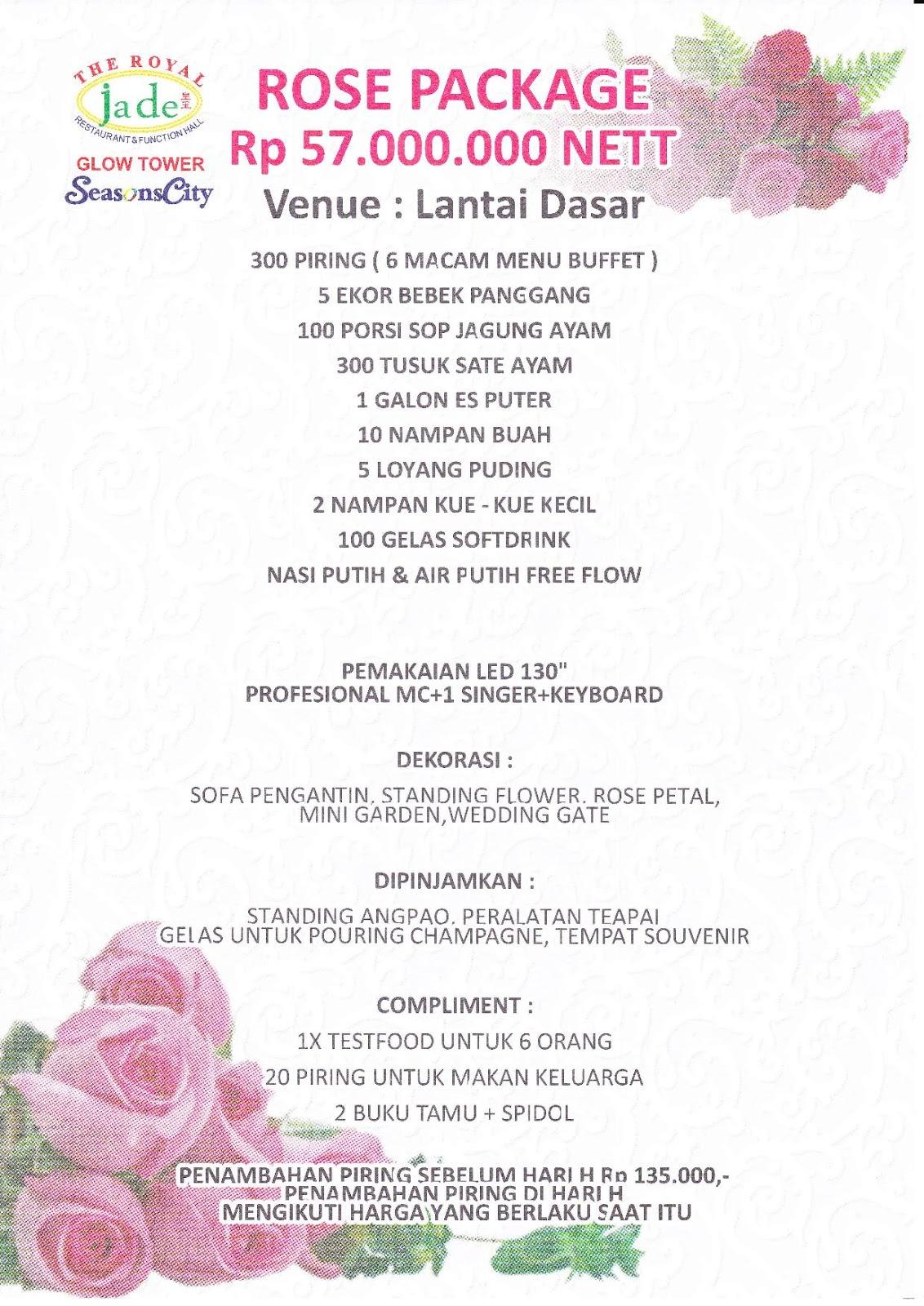 Paket Wedding Hotel Jakarta 2018 : paket, wedding, hotel, jakarta, Wedding, Royal, Weddings