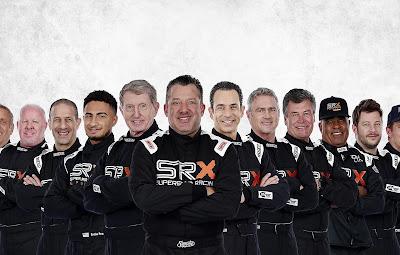 Camping World Series SRX Debut - Drivers