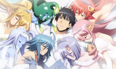Ver Monster Musume no Iru Nichijou Online