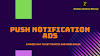 Push Notification ads