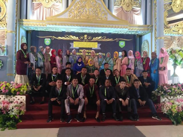 SMA Negeri 13 Palembang Gelar Pelepasan Siswa