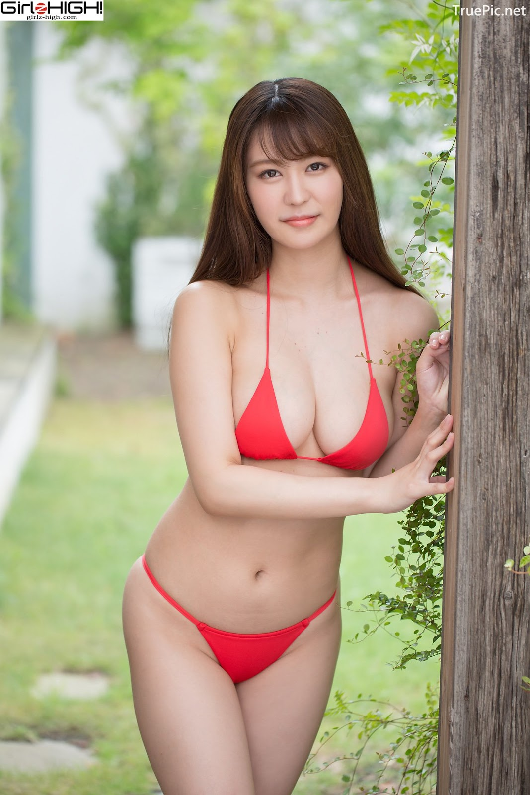 Image Japanese Gravure Idol - Kasumi Yoshinaga - Girlz High Album - TruePic.net - Picture-3