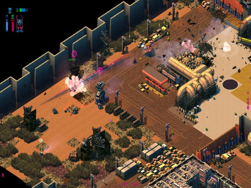 Brigador Up-Armored Edition Highly Compressed Free Download