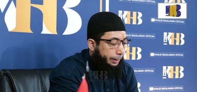Ustadz Khalid Basalamah : Amalan Hanya 1 Menit Bisa Menghapus Dosa 100 Tahun | PikiranSaja.com