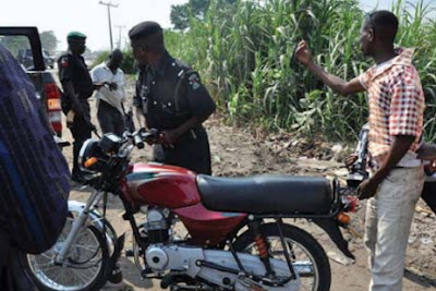 man kills okada rider agbado ekiti hangs body fake suicide
