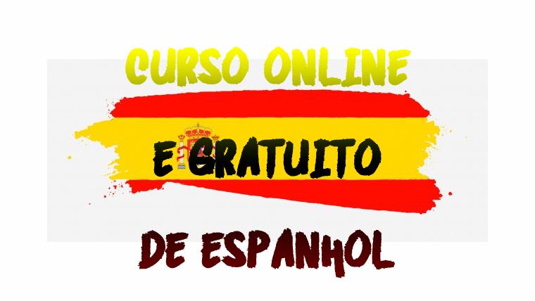 Curso de Espanhol online e gratuito - COM CERTIFICADO