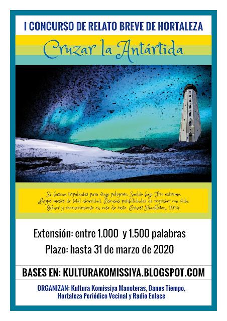 Cruzar la Antártida