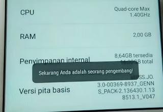 CARA ATASI lupa email verifikasi xiaomi redmi 5a