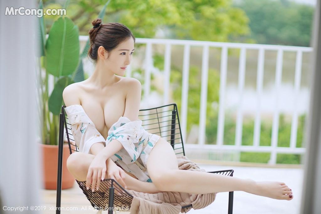 Image XIUREN-No.1613-Shen-Mengyao-MrCong.com-008 in post XIUREN No.1613: Shen Mengyao (沈梦瑶) (51 ảnh)