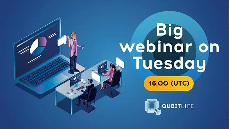 Презентация от QubitLife