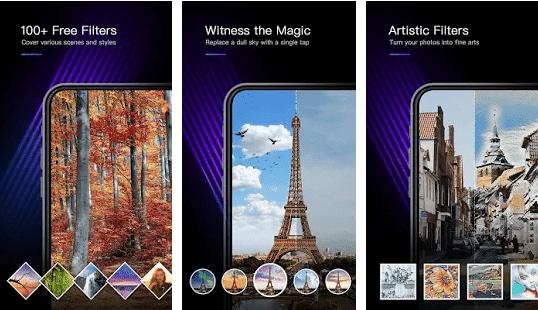 تحميل تطبيق mix للتعديل على الصور من الهاتف نسخة كاملة