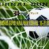 Hasil Pertandingan Sepakbola,Hari Selasa Tanggal 26 - 27 Oktober 2020