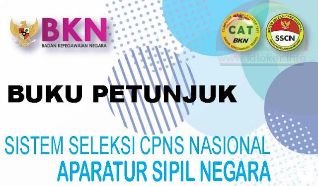 Buku Petunjuk Pendaftaran PPPK CPNS 2019 di SSCN.BKN.GO.ID