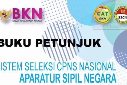 Panduan Pendaftaran ONLINE CPNS 2019 di SSCN.BKN.GO.ID