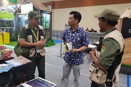 Promosi Gunung Ciremai Di Indofest 2020