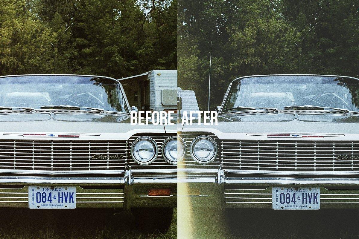 Kodak Inspiration – Portra Look Lightroom Presets (DNG, LR)