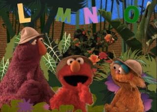 Sesame Street The Alphabet Jungle