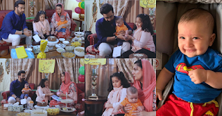 Faysal Qureshi Celebrates Daughter Ayat Qureshi Roza Kushai