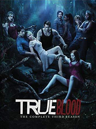 True Blood [2010] [Season 3] [DVD9] [NTSC] [Latino] [5 DISC]
