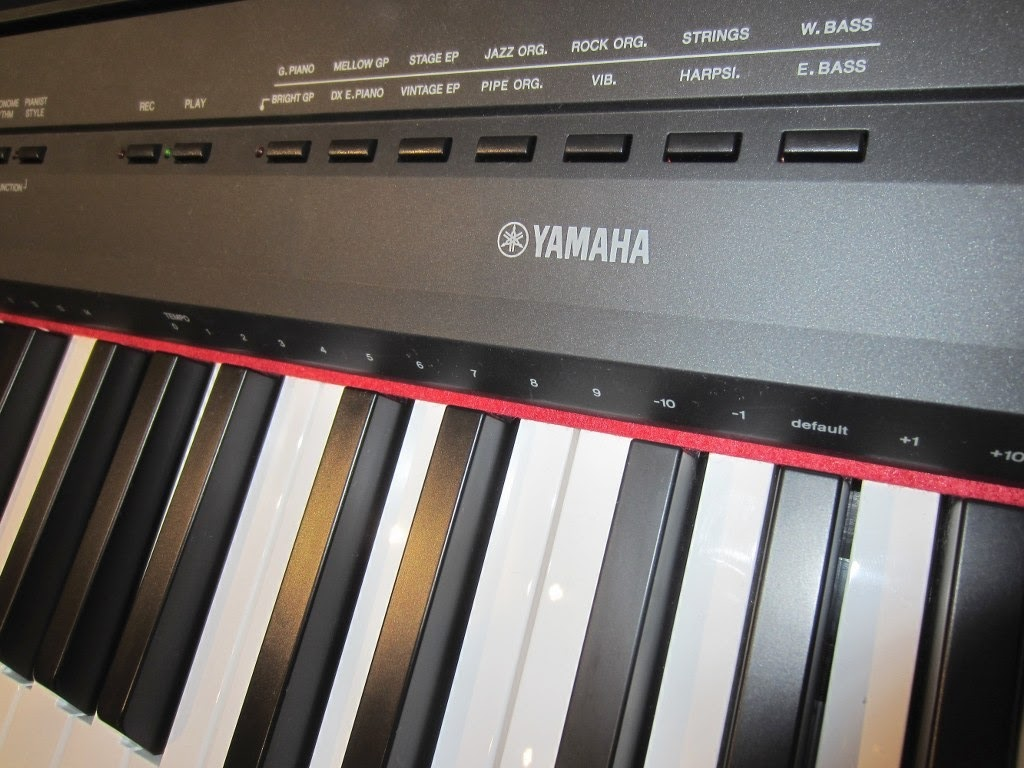 Digital Piano Reviews Under 500 Yamaha