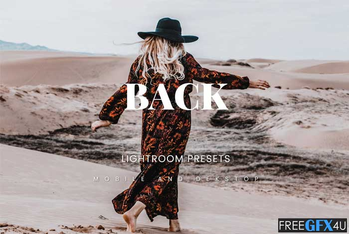 Back Lightroom Presets Dekstop And Mobile
