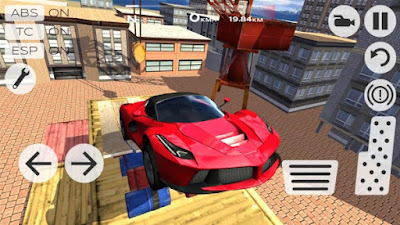 Free Download Extreme Car Driving Simulator Apk v4.08 Mod (Unlimited Money)