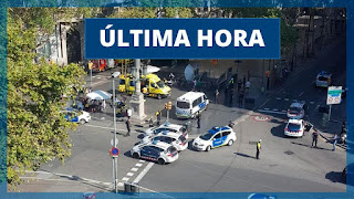 Barcelona attack: Last time of the rampage in the ramblas