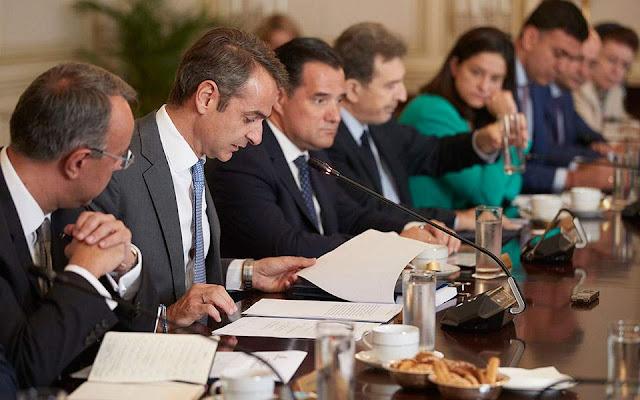 Υπουργικό: Αυστηρότερο άσυλο, ταχύτερες επιστροφές μεταναστών