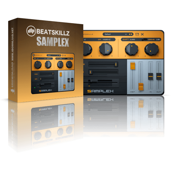 BeatSkillz SampleX v1.0.0 Full version