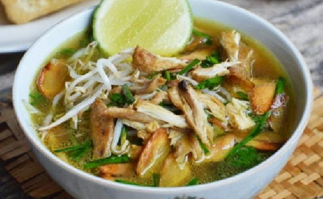 Xvlor 5 of Yogyakarta's most popular traditional cuisine
