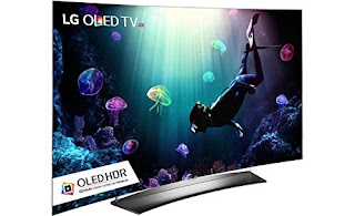 Ultra HD LG TV - Curved 65-Inch Smart OLED Television