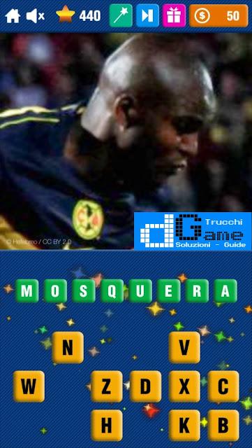 Calcio Quiz 2017 soluzione livello 431-440 | Parola e foto