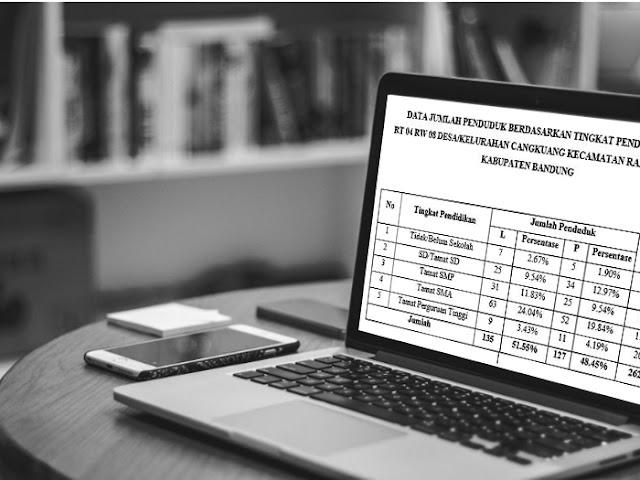 Pengalaman Mahasiswa UPI Bandung KKN Online di Era Pandemi Covid-19