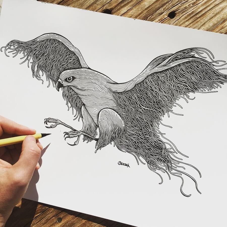 08-Eagle-transforming-Ezequiel-Abramzon-www-designstack-co
