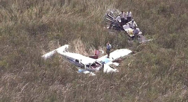 У Флориді в повітрі зіткнулися два легкомоторні літаки: троє загиблих