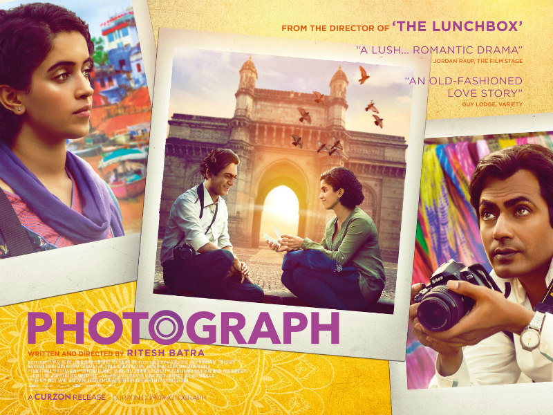photograph 2019 movie poster