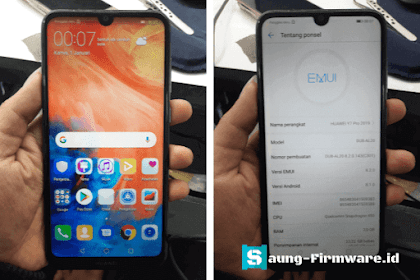 Bypass FRP Huawei Y7 Pro 2019 (DUB-AL20) via Test Point Tested