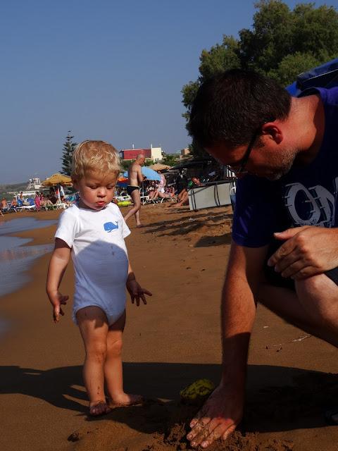 wakacje z 1,5 rocznym dzieckiem za grancią